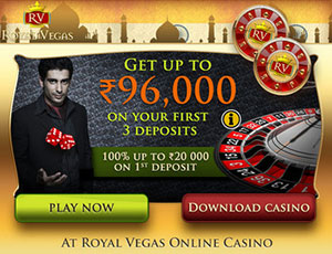 Royal Vegas India Casino Review